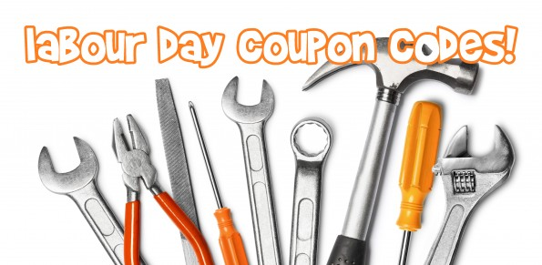 Labour Day Weekend Coupon Codes Galore! (Part 1)